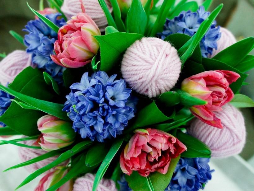 Корзину цветов заказать